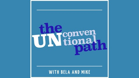 EP-24: From professional wakeboarder to Chief Marketing Officer of Diebold Nixdorf, a $4.5 Billion global financial technology business. Devon Watson has definitely taken the unconventional path. from The Unconventional Path: Entrepreneurship and Innovation Stories and Ideas With Bela and Mike