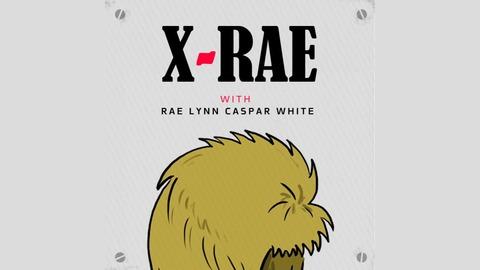 JANEANE GAROFALO from X-Rae: With Rae Lynn Caspar White
