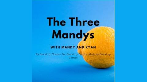 Episode 26: 3 Shazamndys from Three Mandys Podcast