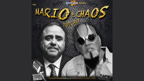 Mario & Chaos Episode 47 - This is a man's world / Jingle Balls from The Mario & Chaos Podcast