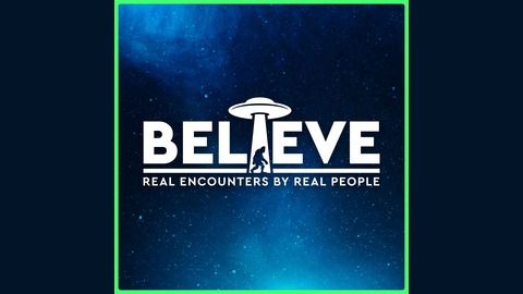 3: Beings from other worlds from Believe: Paranormal & UFO Radio