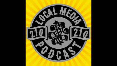 Episode 09: Love In Rome from 210 Local Media Podcast - San Antonio, Texas