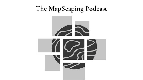 Highways in the sky, risk islands and drone flight paths from The MapScaping Podcast