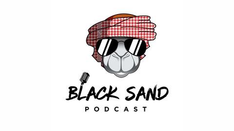 Black Sand Podcast   Listen via Stitcher for Podcasts