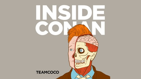 34. Jonathan Groff from Inside Conan: An Important Hollywood Podcast