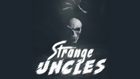 "Strange Uncles S2E23; ""Time Travel and dimensional slip talk"" from Strange uncles podcast"