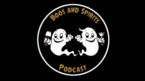 Episode 12: Morgue Food and The Whiskey Tea Party from Boos and Spirits