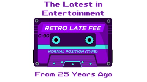 Beverly Hills 90210: The First Time 104 from Retro Late Fee