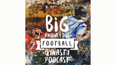 BKF Dynasty Football Podcast - Breaking out the trade calculators! 5
