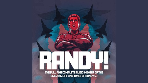 "CD 11: ""A New Dawn!"" from Randy: The Full and Complete Audio Memoir of the Amazing Life and Times of Randy S.!"