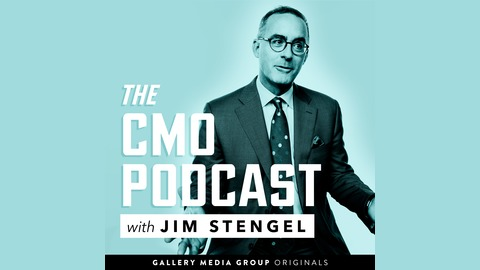 Adam Symson | Podcasting is the Future of Journalism and Storytelling from The CMO Podcast