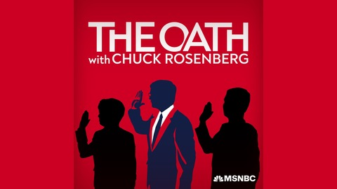 The Oath with Chuck Rosenberg | Listen via Stitcher for Podcasts