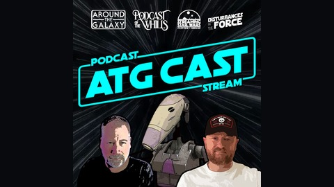 Episode 25 - Scott Chernoff from Around the Galaxy - A Star Wars Fan Talkshow
