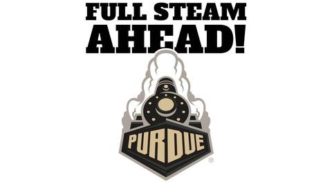 Full Steam Ahead!