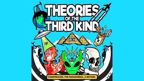Theories of the Third Kind - Reptilians and Adrenochrome