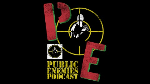 """Episode 077 - """"It's Super..."""": AEW Dynamite & NXT Review, Randy Orton, Seth Rollins, Richard Sherman from Public Enemies Podcast"""