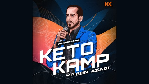Megan Ramos, Strategies For Intermittent Fasting, How to Break a Weight Loss Plateau, Should Women Fast Differently Than Men? - KKP 103 from The Keto Kamp Podcast With Ben Azadi