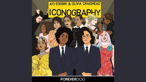 Two Idiots, One Idiom from Iconography with Ayo Edebiri and Olivia Craighead