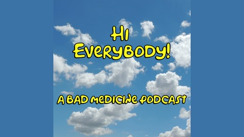 """12. Human Centipede: """"My whole life is poop."""" from Hi Everybody - A Bad Medicine Podcast"""