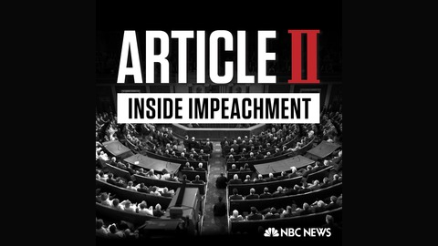 Bonus: The Witnesses: Hill and Holmes from Article II: Inside Impeachment