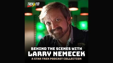 bd8bda0b843e Star Trek  Behind the Scenes with Larry Nemecek - Gene Roddenberry s  Klingon Memo (Saturday Morning Trek S3)   Listen via Stitcher Radio On  Demand