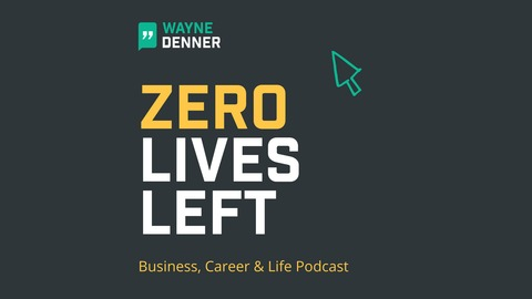 42 Interview with Colly Graham CEO Salesxcellence from Zero Lives Left Business, Career & Life Podcast