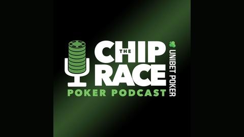 The Chip Race - Season 9 Episode 1 - Phil Hellmuth, Donnacha O'Dea, Patrick Leonard and Espen Jorstad. from The Chip Race