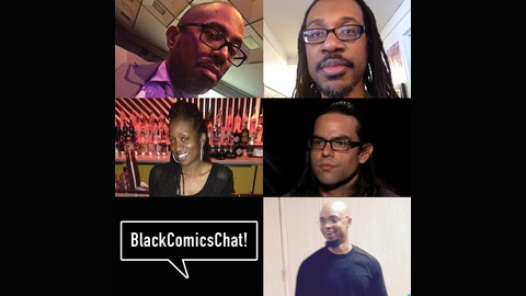 BlackComicsChat Podcast 80 - Mine To Avenge: Book of Layla Kickstarter from BlackComicsChat's Podcast