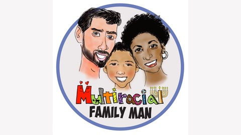 Representing the biracial experience through fiction with author John Vercher, Ep. 229 from Multiracial Family Man