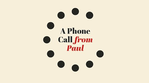 A Conversation with John Waters from A Phone Call From Paul
