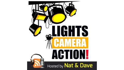 lights camera action podcast listen via stitcher radio on demand