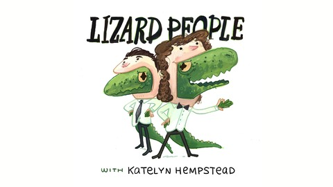 The Bermuda Triangle with Hollow Public Radio from Lizard People: Comedy & Conspiracy Theories