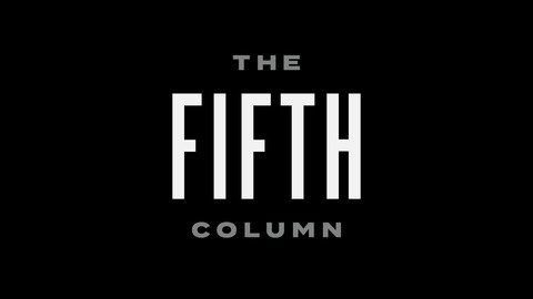 """152 - w/ Steve Kornacki """"Straight News, Political Tribalism, Chappell's Sticks & Stones"""" from The Fifth Column - Analysis, Commentary, Sedition"""