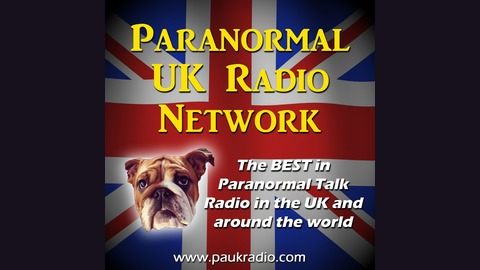 Mysteries and Monsters - Steve Crawford from Paranormal UK Radio Network
