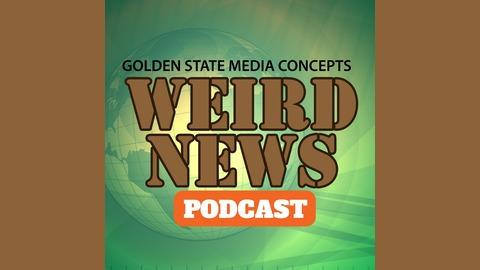 Gsmc Weird News Podcast Episode  Dog Carriagedare Stolen Inflateable