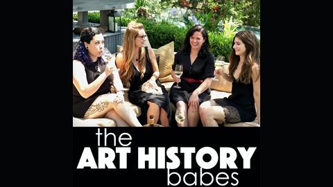 art history babes podcast seni