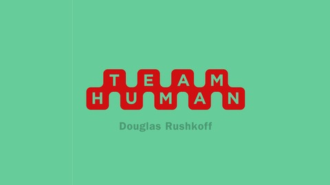 Ep. 117 Book Launch: A Live Team Human Conversation with Douglas Rushkoff and Seth Godin