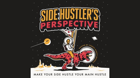 PP 112: How to Keep Your Head Up and Handle Life & Freelancing with Adé Hogue